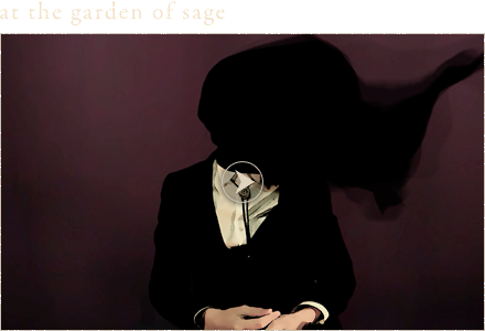 at the garden of sage